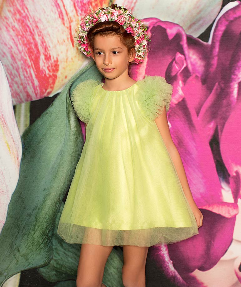 Product Image of Neon Evie Dress #1