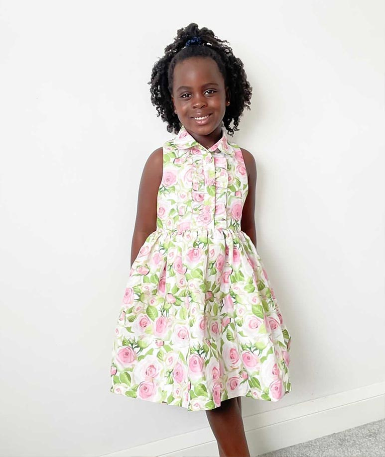 Product Image of Rose Garden Dress #4