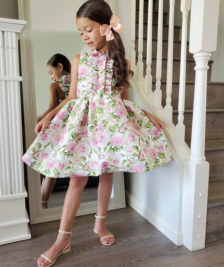 Product Image of Rose Garden Dress #1