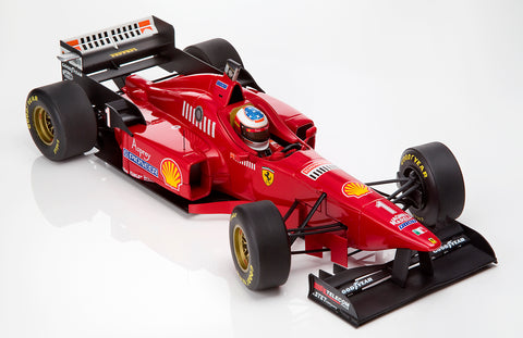 Ferrari F310 Michael Schumacher 1996 by Minichamps 1:12 Scale