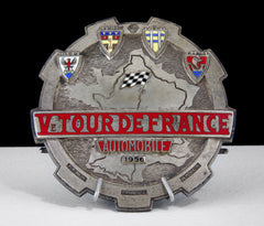 1956 Tour de France Medallion