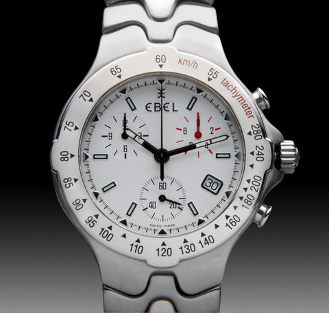 Ebel Sportwave Quartz Chronograph 25% OFF!