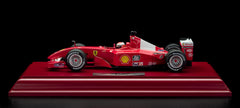Ferrari F2001 Schumacher Hot Wheels 1:18 Scale