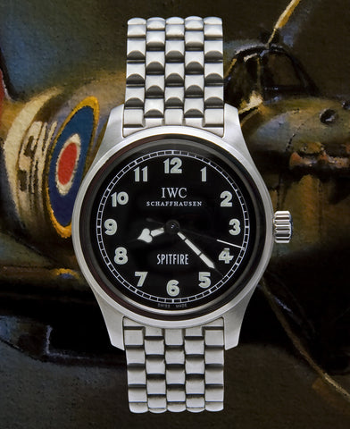 IWC Mark XV Supermarine Spitfire Commemorative Watch Hyper-Rare!
