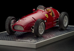 Ferrari 500 Formula 2 1952 Monoposto Collection 1:8 Scale (Mystery Solved!)