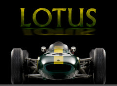 Lotus 25 1963 Jim Clark Monoposto Collection 1:8 Scale