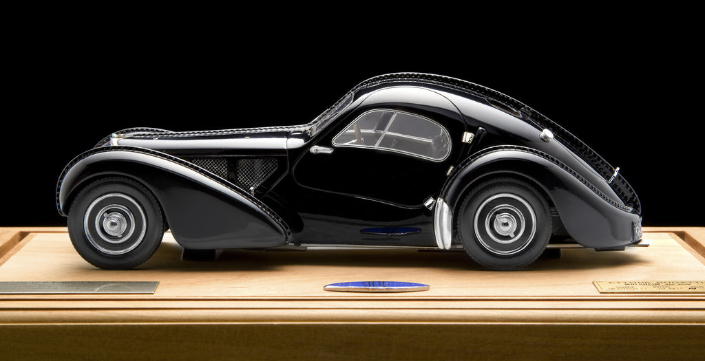 Bugatti Type 57SC Atlantic, by B&G Models for ABC 50th Anniversary 1:24 Scale