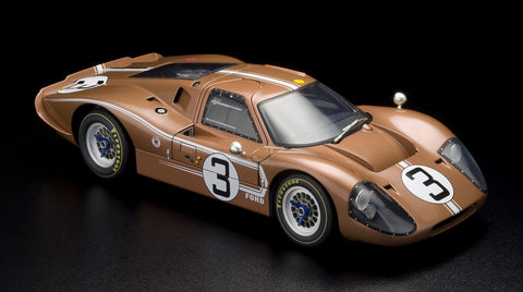 Ford GT40 Mk IV Le Mans 1967 GMP 1:12 Scale