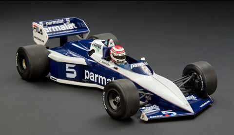 Brabham BT52 World Champion, Signed Piquet , by Minichamps 1:18 Scale
