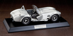 Shelby Cobra 427 SC In Fine Pewter by Franklin Mint 1:12 Scale
