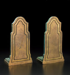 Thompson Trophy Bookends (1930's)