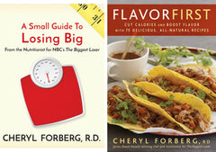 * 2 Book Set Special *   A Small Guide To Losing Big & Flavor First (2 Book Set)