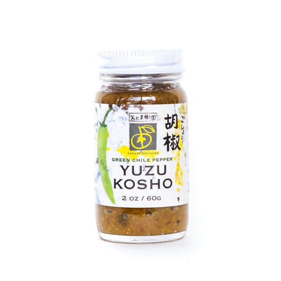 Yuzu Kosho Green - Noble Market