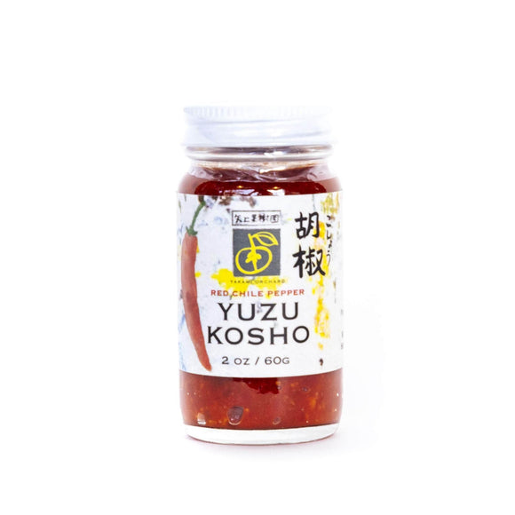 Yuzu Kosho Red - Noble Market