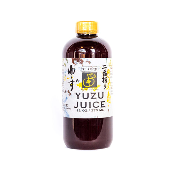 Yakami Orchards Yuzu Juice Niban Shibori 375ml - Noble Market