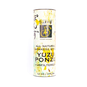 Yakami Orchard Yuzu Ponzu 375ml - Noble Market