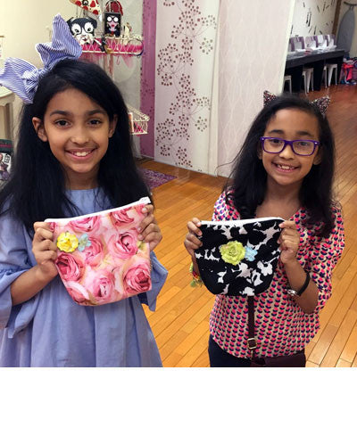Dec: Holiday Gift Sewing Workshop - Totes & Pouches - Bryant Park
