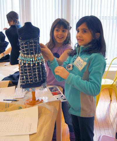 October 15th & 16th Fashion Camp - Bryant Park - Kids