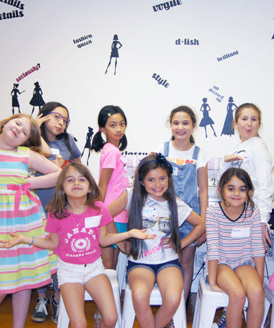 Mid Winter Recess - Feb Half Day Fashion Camp - Kids - Midtown