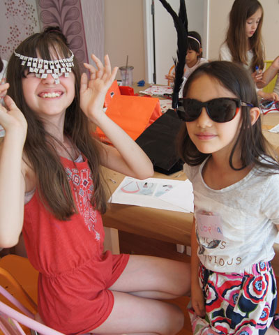 Mid Winter Recess - February Half-Day Fashion Camp - Kids - Bryant Park