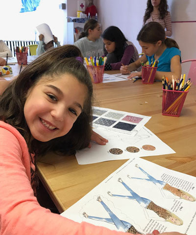 Veteran's Day Fashion Camp - Upper East - Kids