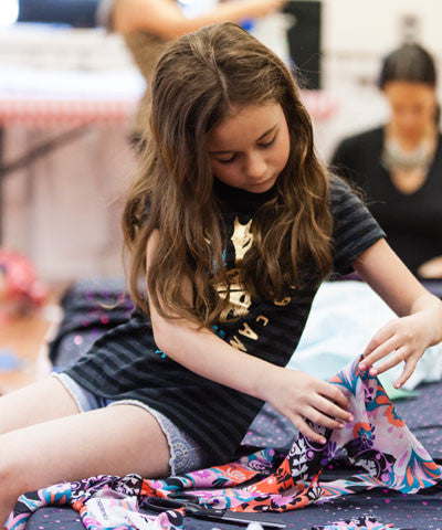 Columbus Day Fashion Camp - Upper East - Kids