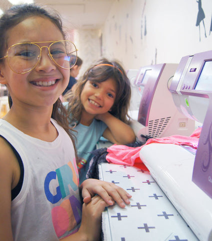 September 3rd-4th Fashion Day Camps - Bryant Park - Kids