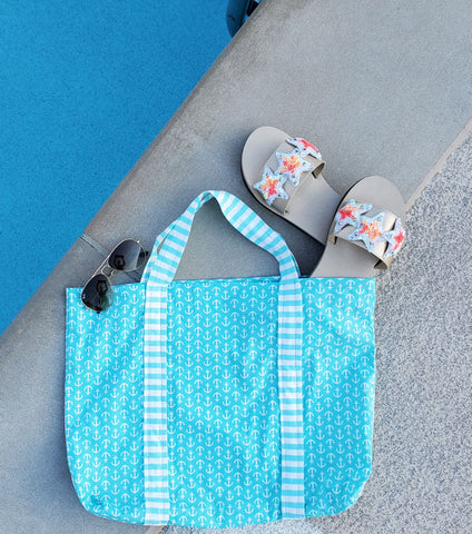 Beach Bag - Sewing Pattern for Kids