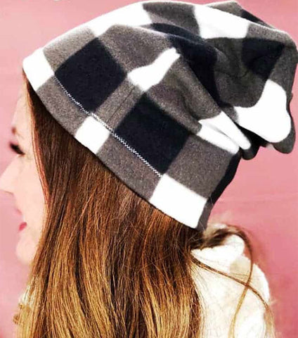 Jan 9th - Create & Sew a Slouchy Beanie Hat - Bryant Park Studio