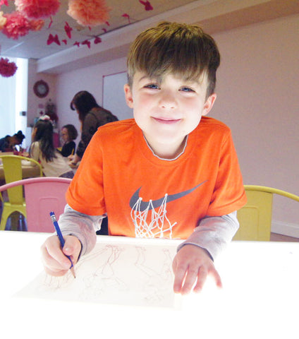 Fashion Design & Illustration for Kids - Winter Season - Bryant Park