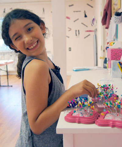 Rosh Hashanah Break Fashion Camp - Upper East - Kids
