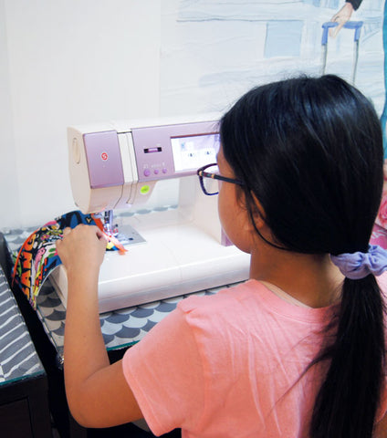 How to Sew on Your Machine: Two Hour Private Sewing Lesson via Zoom