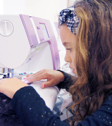 Fashion + Sewing Summer Camp for Kids 6-12yrs - 2019 - Upper East Side