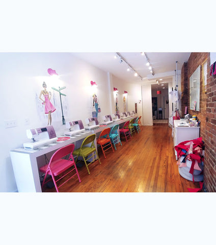 Little Designer's Sewing - Upper East Side - Spring 2020