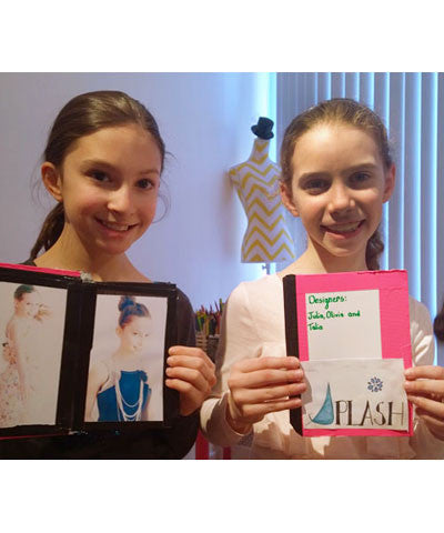 Create your own Fashion Brand - Kids - Bryant Park