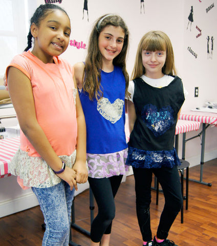 June 7th Anniversary Day Fashion Camp for Kids - Midtown
