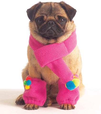 Nov 21st - Create & Sew a Doggy Scarf and Leg Warmers - Bryant Park Studio