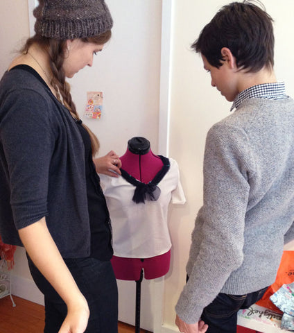 Fashion + Sewing Summer Camp for Teens 13-17yrs - 2020 - NYC
