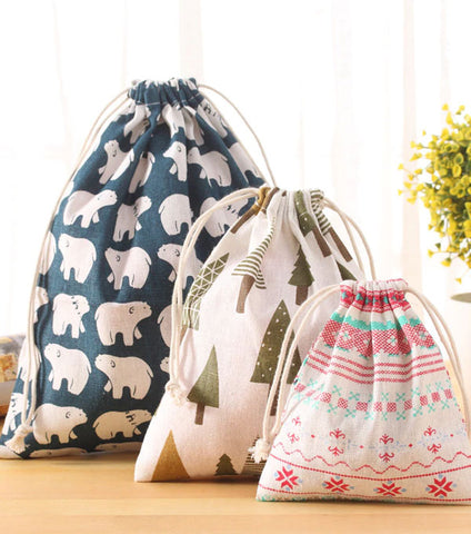 March 5th - Create & Sew a Drawstring Travel Bag - Bryant Park Studio