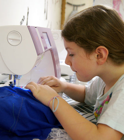 End of June Sewing Camp for Kids - Bryant Park
