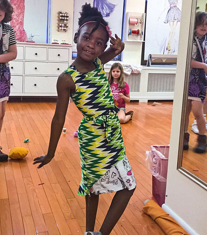 Good Friday and Passover Holiday Fashion Camp April 9th & 10th - Kids - Bryant Park