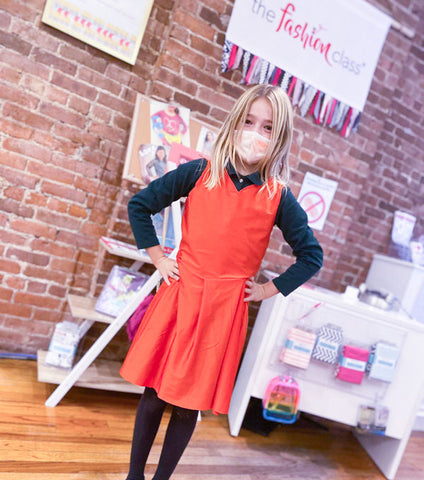 Lunar New Year Holiday Fashion Camp for Kids - UES