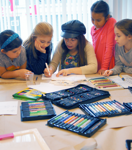 Fashion Design & Illustration for Kids - Midtown