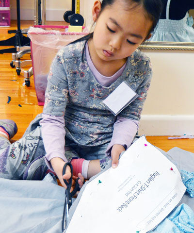 Veteran's Day Nov 12th Holiday Fashion Design & Sewing Camp 2018 in Midtown | Kids