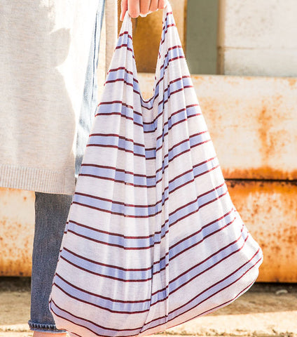 April: Sew a Shopping Bag Workshop - UES