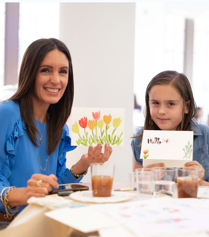 Dec 21st: Holiday Card Making Mommy & Me - Bryant Park