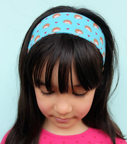 Sew a Headband: One Hour Private Machine Sewing Lesson via Zoom