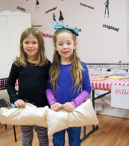 Fashion + Sewing Summer Camp for Kids 6-8yrs - 2020 - Bryant Park