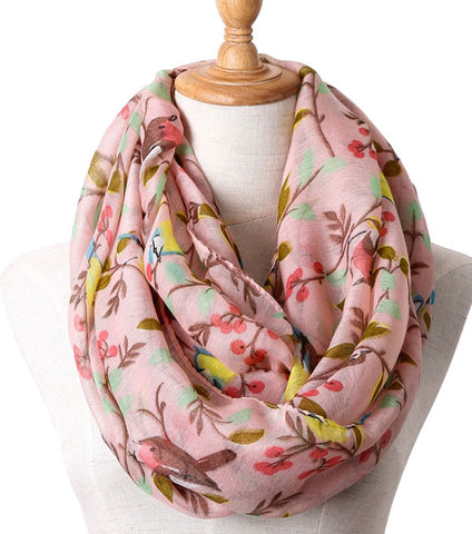 Aug 28th - Create a Breezy Infinity Scarf - Bryant Park Studio
