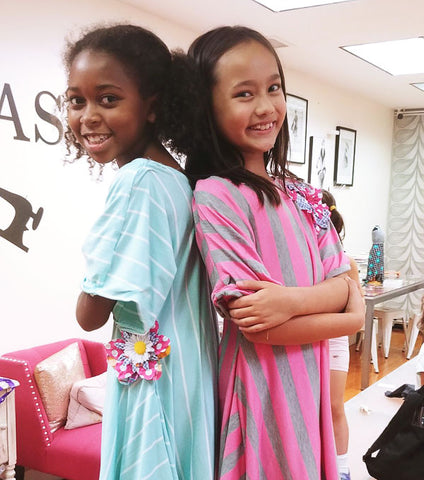 Fashion + Sewing Summer Camp for Tweens 9-12yrs - 2019 - Midtown
